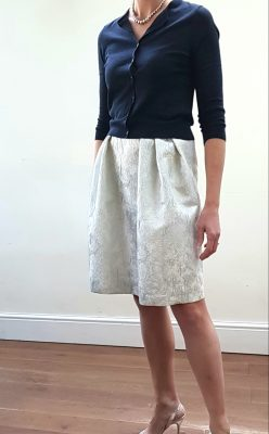 Party Skirt with Lisa Wagner Designs
